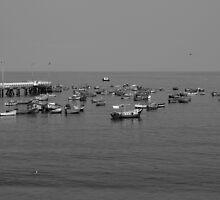 Fisherman's Wharf - Chorrillos by Luis Fernando Del Águila Mejía
