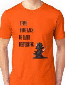 Darth Vader Quote Unisex T-Shirt