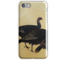 Rafter of Turkeys, 2015 iPhone Case/Skin