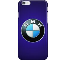 BMW Logo iPhone Case/Skin