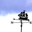 Ely Weathervane by Lisa Kent