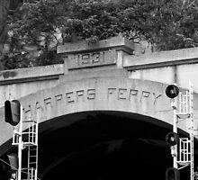 Harper's Ferry Tunnel by Thad Zajdowicz