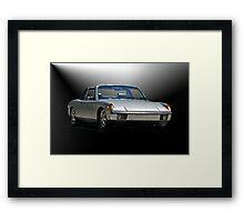 1970 Porsche 914-6 Framed Print