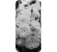 Pink & White (B & W) iPhone Case/Skin