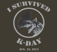 I Survived K-Day by AMorphineToast