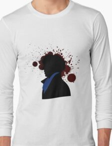 Fallen Sherlock (light) Long Sleeve T-Shirt
