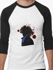 Fallen Sherlock (light) Men's Baseball ¾ T-Shirt