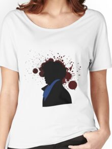 Fallen Sherlock (light) Women's Relaxed Fit T-Shirt