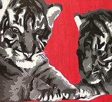 Tigers by Ankita Dosaj