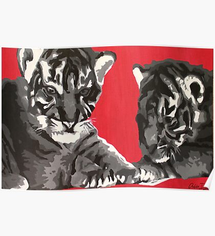 Tigers Poster
