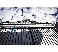 Shankly Gates - Anfield - Liverpool FC Photographic Print