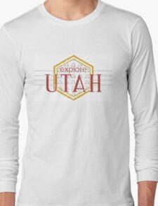 Explore Utah Long Sleeve T-Shirt