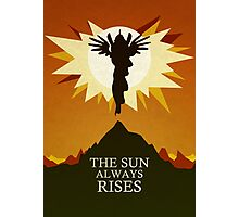 The Sun Always Rises - Princess Celestia Print Photographic Print