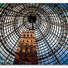 Melbourne Skyline #9 by James Millward