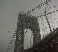 George Washington Bridge by Janine Connolly