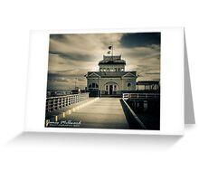 St Kilda's Iconic Pier Greeting Card