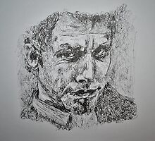 Tom Waits, Older  by Katie  McNeice