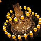 crystal mandala by Bruce  Dickson