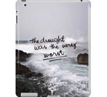 Clean. iPad Case/Skin