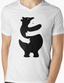 Bear hugs Mens V-Neck T-Shirt