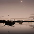 Westernport evening by athex