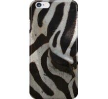 Zebra Eye Phone iPhone Case/Skin