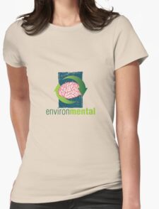 EnvironMental — Renewal Grunge Womens Fitted T-Shirt