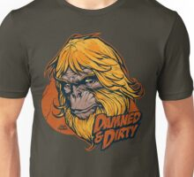 DAMNED & DIRTY 3 Unisex T-Shirt