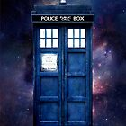 Tardis Public Police Call Doctor Who by casecute