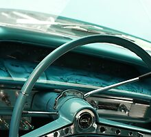 Impala #1 Interior; Norwalk Elks 12th Annual Car Show; Norwalk, CA USA by leih2008