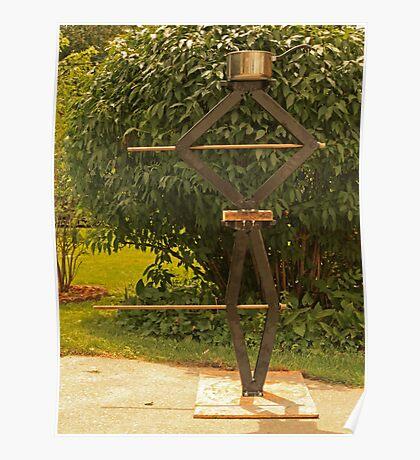 Pot Head Engineer Poster
