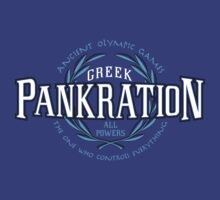 Pankration by LicensedThreads
