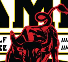 Sambo Sticker