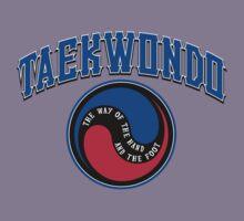Taekwondo by LicensedThreads