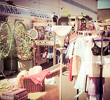 Vintage Shopping by Satom M Chhim