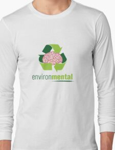 EnvironMental — Recycle Boys Long Sleeve T-Shirt
