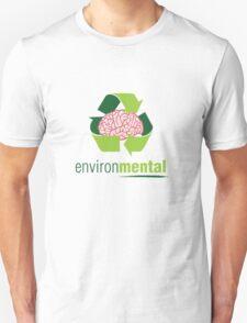 EnvironMental — Recycle Boys Unisex T-Shirt