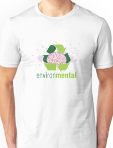 EnvironMental — Recycle Girls Unisex T-Shirt
