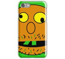 Crazy Face iPhone Case/Skin