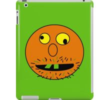 Crazy Face iPad Case/Skin