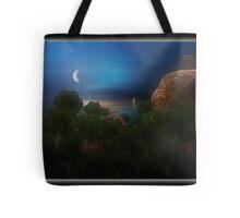 ©The Coastal Brocoli I-A Tote Bag