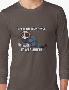 Commander Grumpy Long Sleeve T-Shirt