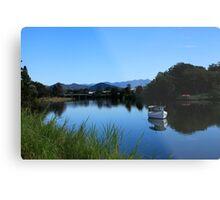 Tweed River Murwillumbah Metal Print