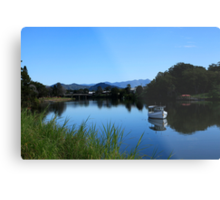 Tweed River Murwillumbah Metal Print
