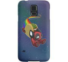 Nyan Deadpool Taco Cat Samsung Galaxy Case/Skin