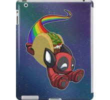 Nyan Deadpool Taco Cat iPad Case/Skin