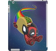 Nyan Deadpool Taco Cat iPad Case/Skin