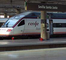 Sevilla Santa Justa by wiggyofipswich