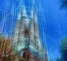 Sagrada Família, Barcelona by thescatteredimage