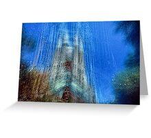 Sagrada Família, Barcelona Greeting Card